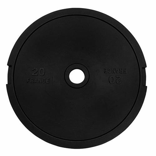 Disque Heubozen Disque de fonte olympique 51 mm - 20 kg