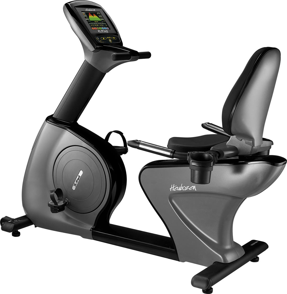 V lo semi allonge heubozen recumbent bike x pad - Velo appartement allonge ...