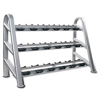 Support de rangement Heubozen Rack 3 Niveaux 18 Haltères