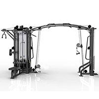 Appareil de musculation Jungle Machine 5 Postes Heubozen - Fitnessboutique