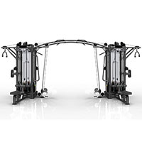 Appareil de musculation Jungle Machine 8 Postes Heubozen - Fitnessboutique