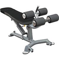 Poste abdominaux Multi AB Bench Heubozen - Fitnessboutique