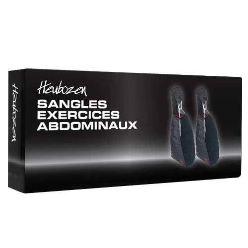 Heubozen Sangles Exercices Abdominaux