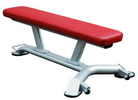 Banc de musculation Hipower Flat bench