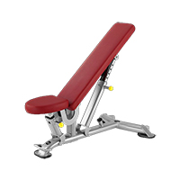 Banc de musculation Hipower Multi position bench