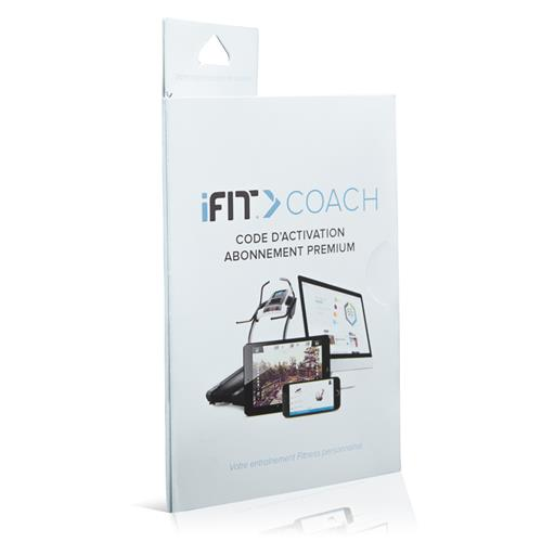 Coaching IFIT Abonnement iFit Coach - 1an