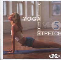 Librairie - Musique Infinity records Yoga pilates Stretch Mix vol.5
