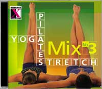 Librairie - Musique Infinity records Yoga Pilates Stretch Mix 3