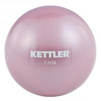 Médecine Ball et Balle lestée Kettler Balle Toning 1 kg
