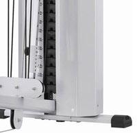 Appareil de musculation Kettler Set 20 kg pour KINETIC F3/F5/F7