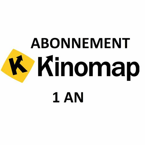 Coaching Kinomap Abonnement 1 an Kinomap