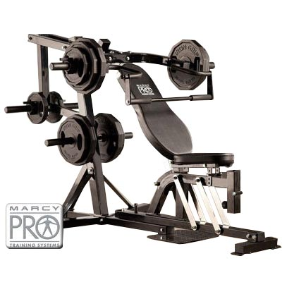 Banc De Musculation Pm 4400 Marcy Indisponible Fitnessboutique