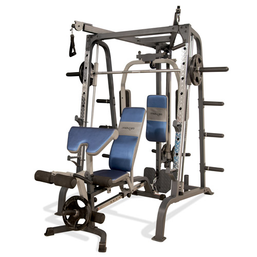 Smith Machine et Squat Smith Machine Cobra Moovyoo - Fitnessboutique