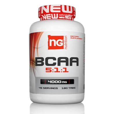 Acides aminés NG Nutrition BCAA 5:1:1