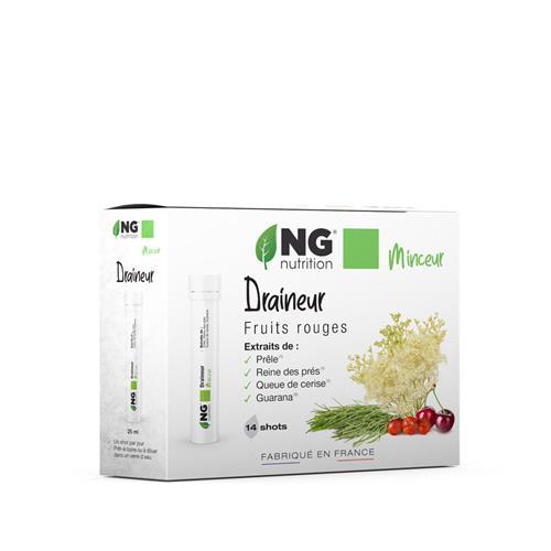 Draineur - Détoxifiant NG Nutrition Draineur