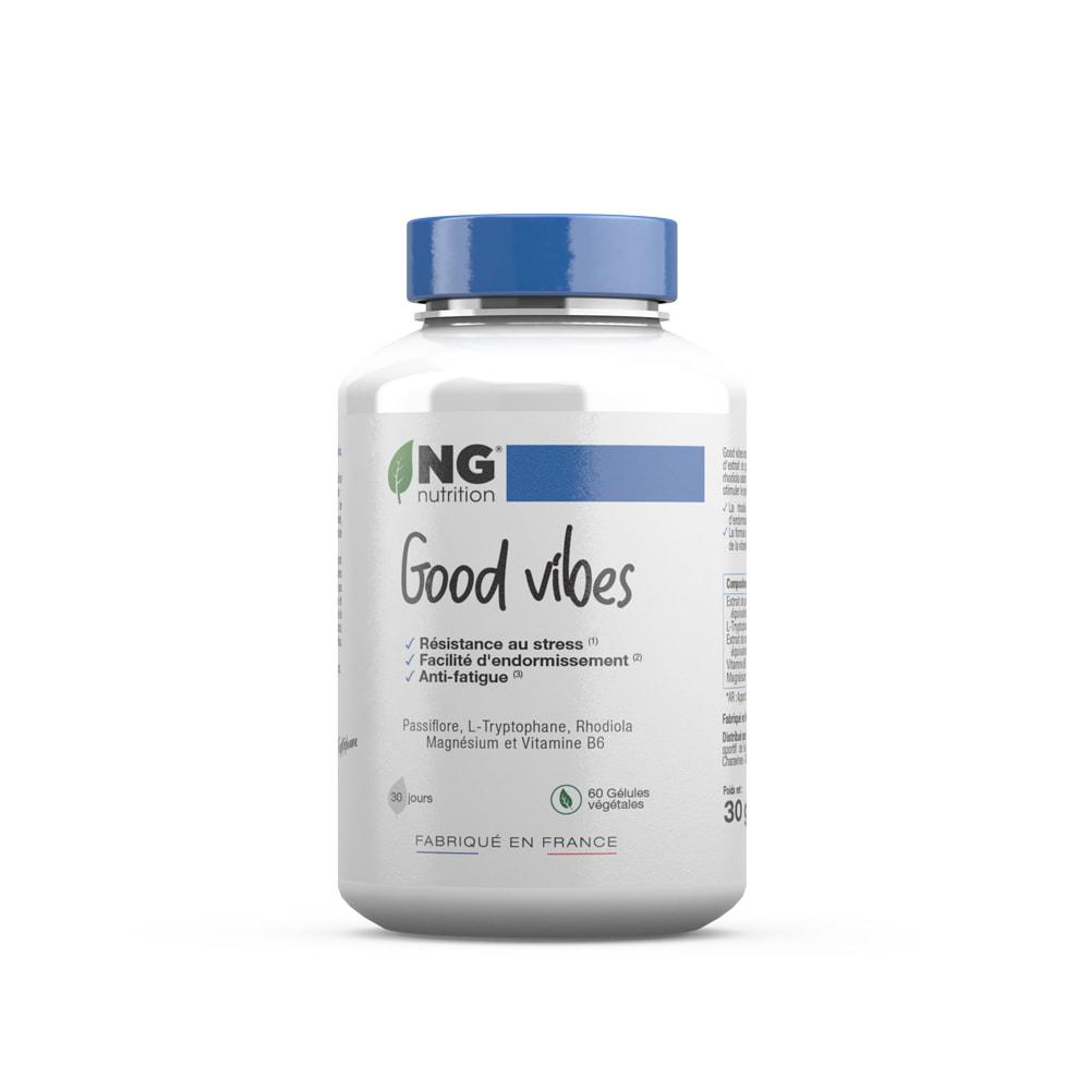 NG Nutrition Good vibes