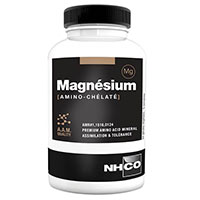Complements Energetiques NHCO Nutrition Magnesium Amino Chelate