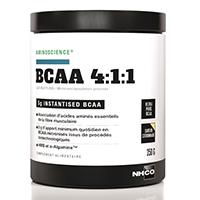 Acides aminés NHCO Nutrition BCAA 4 1 1