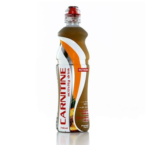 Sèche - Définition Nutrend Carnitine Activity Drink Avec Cafeine