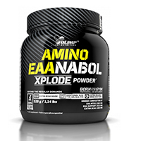 Acides aminés Olimp Nutrition Amino EAAnabol Xplode