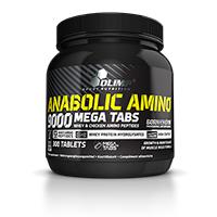 Acides aminés Olimp Nutrition Anabolic Amino 9000