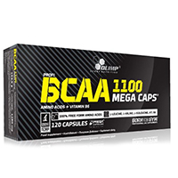 Acides aminés Olimp Nutrition BCAA Mega Caps