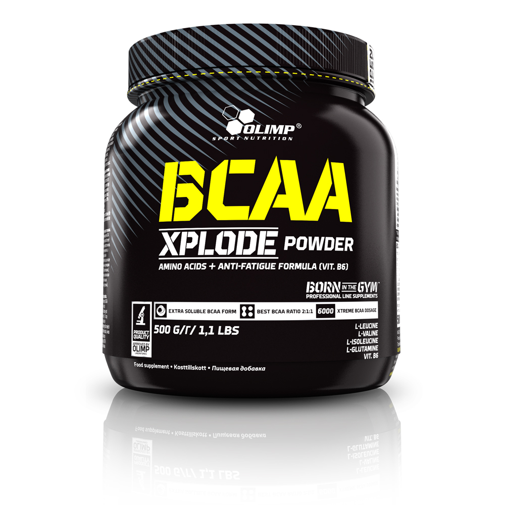 Acides aminés Olimp Nutrition BCAA Xplode Powder