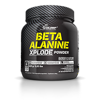 pre workout Olimp Nutrition Beta Alanine Xplode