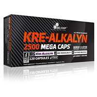 Créatines - Kre AlKalyn Olimp Nutrition Kre Alkalyn 2500 Mega Caps