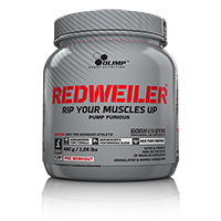 Congestion - N.O. Olimp Nutrition RedWeiler