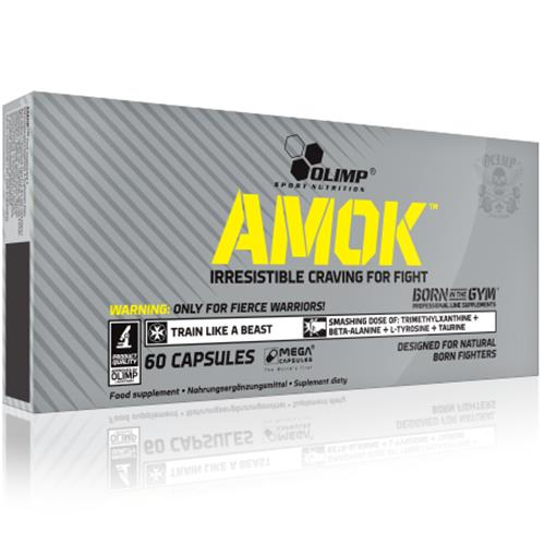 pre workout Olimp Nutrition Amok