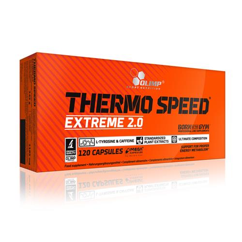 Sèche - Définition Olimp Nutrition Thermo Speed Extreme 2.0