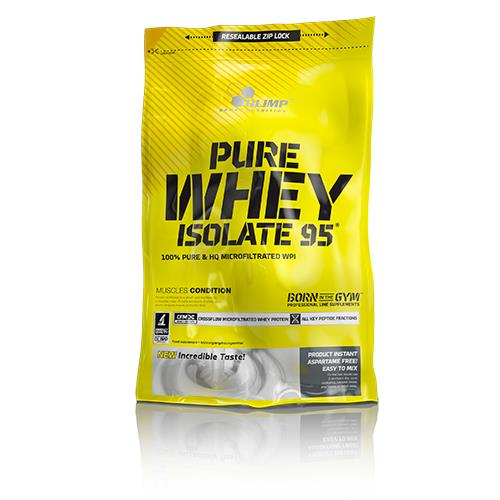 Whey protéine Pure Whey Isolate 95 Olimp Nutrition - Fitnessboutique