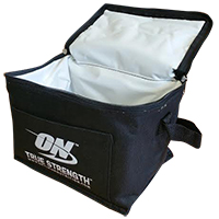 Shaker Optimum nutrition Cooler Bag