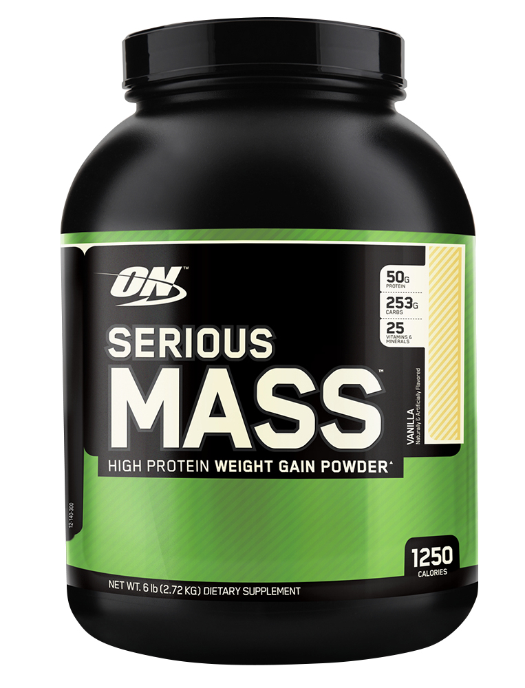 Prise de masse OPTIMUM NUTRITION Serious Mass