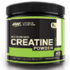 creapure Micronized Creatine Powder Optimum nutrition - Fitnessboutique