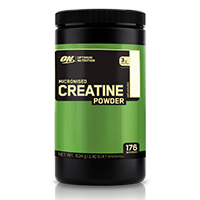 Monohydrate Optimum nutrition Creatine Powder