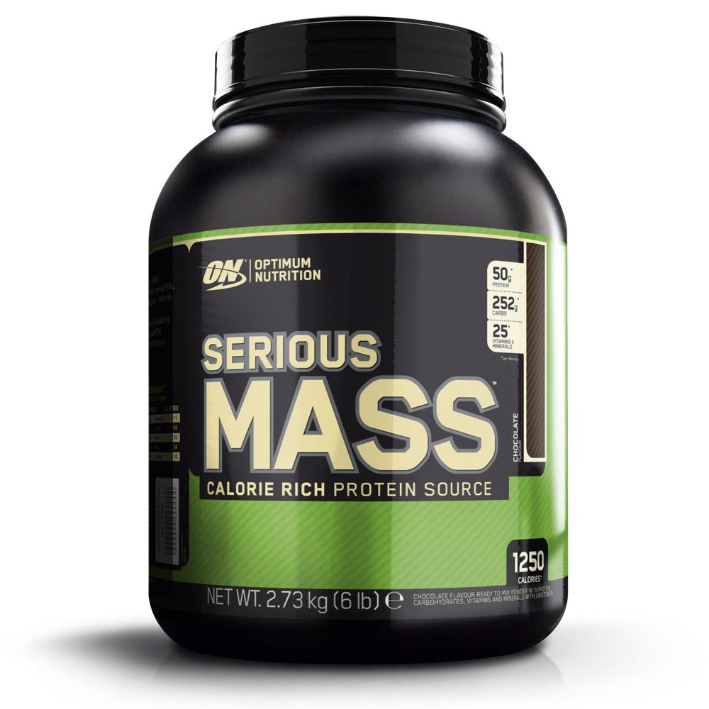 Prise de masse Optimum nutrition Serious Mass