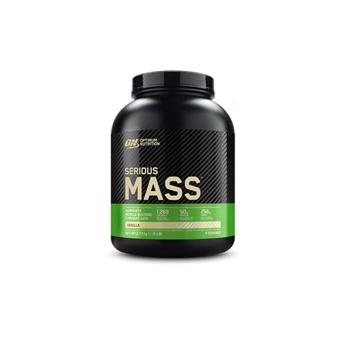 Gainer Serious Mass Optimum nutrition - Fitnessboutique