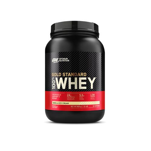 Whey protéine 100% Whey Gold Standard Optimum nutrition - Fitnessboutique