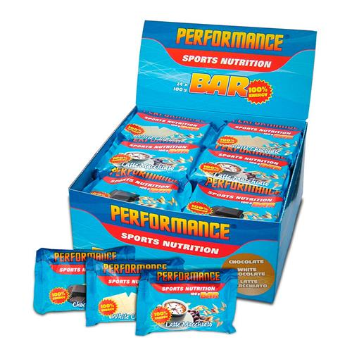 Endurance Performance Performance Bar