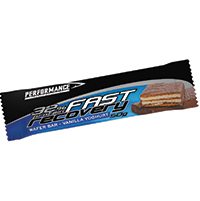 Barres protéinées Fast Recovery Bar Performance - Fitnessboutique