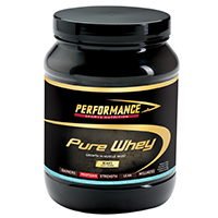 Whey protéine Performance Pure Whey Black