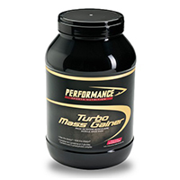 Gainer Performance Turbo Mass Gainer