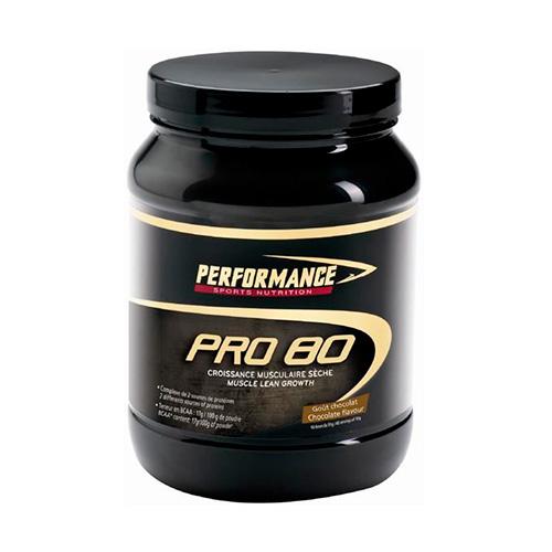 Performance Pro 80 Black