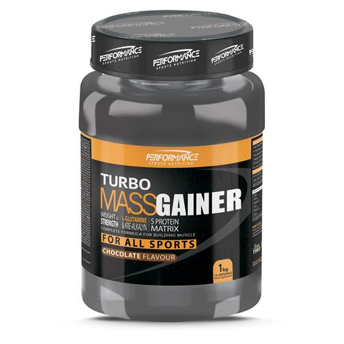 Prise de masse Performance Turbo Mass Gainer