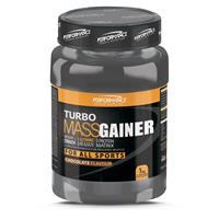 Prise de masse Turbo Mass Gainer Performance - Fitnessboutique