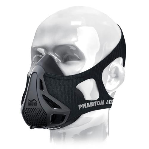 Circuit Training PHANTOM ATHELTICS Training Mask Noir/Gris