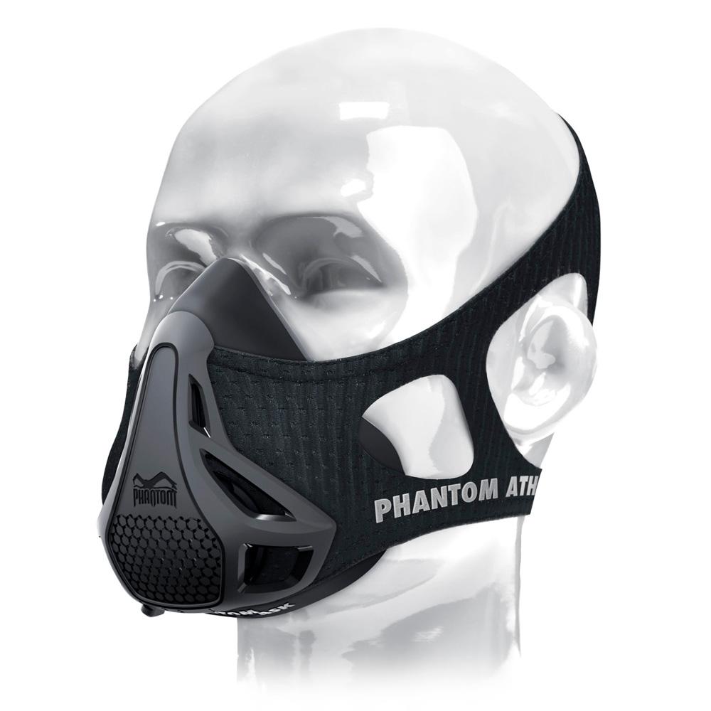 PHANTOM ATHELTICS Training Mask Noir/Gris