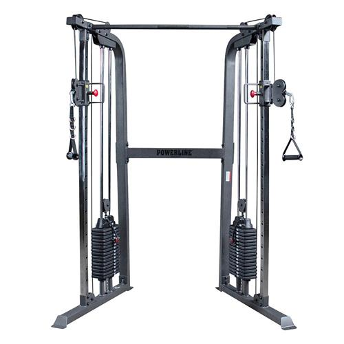 Appareil de musculation Powerline Functional Trainer 2 X 75 KG